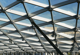 aluminium dach