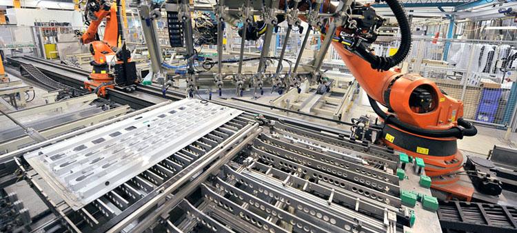 automatisierte Prozesstechnologie bei apt