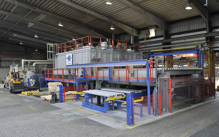 maschine aluminium umschmelzen