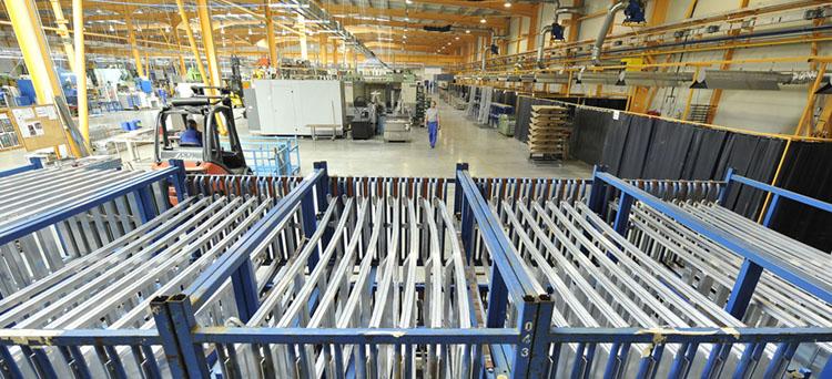 verpackung logistik aluminium