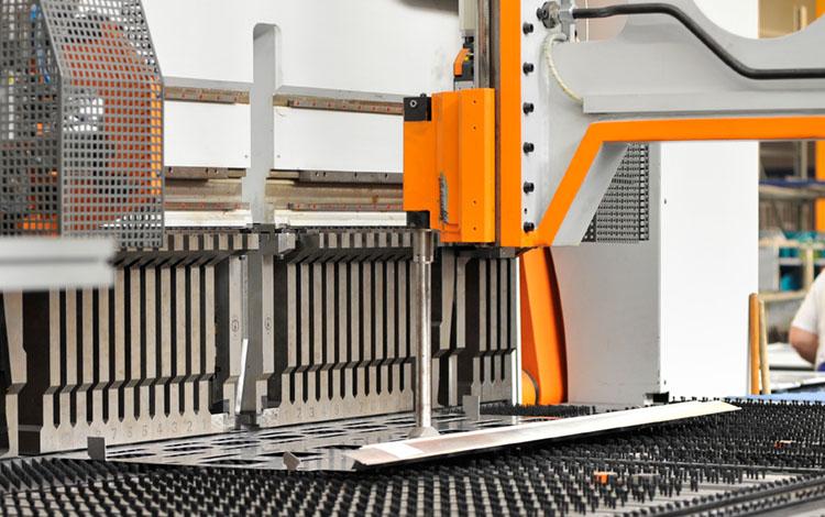 Maschine Aluminium Weiterverarbeitung