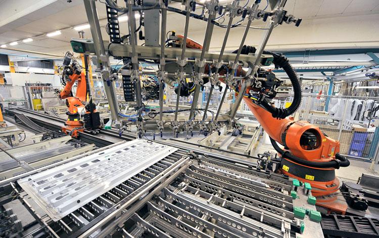 weiterverarbeitung aluminium