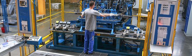 maschine weiterverarbeitung aluminium